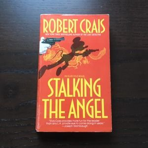 Stalking the Angel by Robert Crais Paperback